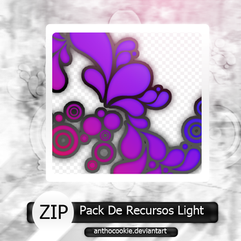 +Mini Pack de Recursos Lights by AnthoCookie