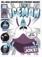Ice King Comic by ToastMonsters