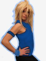 My ISTANT COSPLAY...HYOGA SAINT SEIYA... by Michela1987
