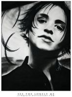 Brian Molko by ShadowNav