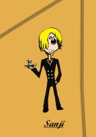 Simplified sanji by Bioteknos