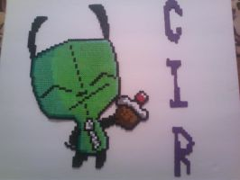 Gir Perler Beads by Poisonlicious