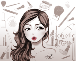 Michelle Phan by LauEspi97