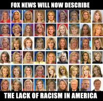 FOX News - Racism in America by Valendale