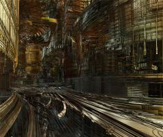 A failed attempt at transhumanism by Vidom