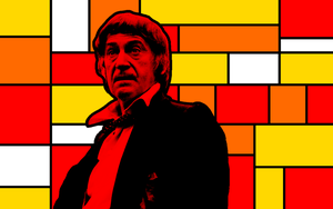 Second Doctor Abstract wallpaper by Leda74
