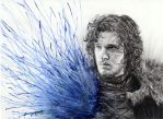 Jon snow by emorganb94