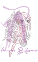 Chibi Fairy Sketch by ShikimaAkemi