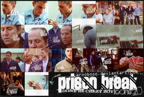 prison break Icons 20 by ArNoBoOo