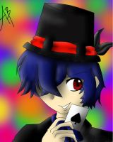 Mad Hatter Ciel by inuyashalover204