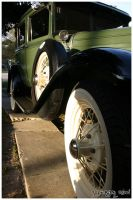 1930 Ford Model A front side 2 by jpdean