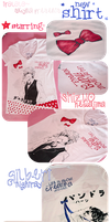 shizuo - gilbert shirt by skyna