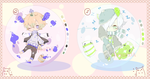 Hamster Ball Adopts [CLOSED AUCTION] by Jequu