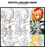 Switch Around Meme Collab by Anzoul