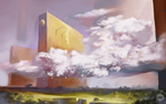 Aeon Towers by ExitMothership