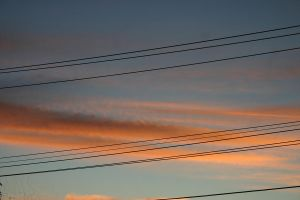 power lines by hannnahw