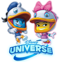 Disney Universe Icon Donald And Daisy Duck Edition by Ni8crawler