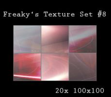 Freakys Texture Set No8 by freaky-x