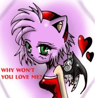Why wont u love me? by BombChic