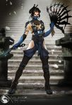 MKX Kitana by Raggedy-Annedroid
