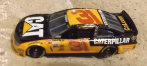2014 Ryan Newman #31 Caterpillar Chevy car by Chenglor55