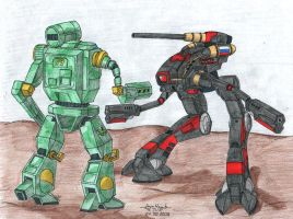 JFC vs RDL by IronHawk711