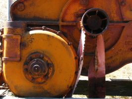 Steampunk Tractor Gizmo 1 by FoxStox