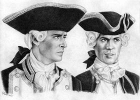 Norrington and Groves by honorat