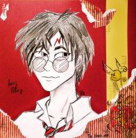 mr potter. by cattybonbon