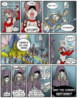 The Remnant: Brave New World Part 8 by RemnantComic