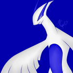 Lugia by SaturnmoonCo