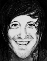 Austin Carlile (Of Mice and Men) by EvaFaithHorror