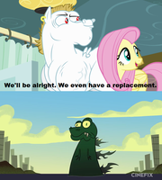 Replacement: Godzilla by DinobotEd