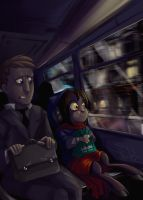 Last Bus Home by RichiHart