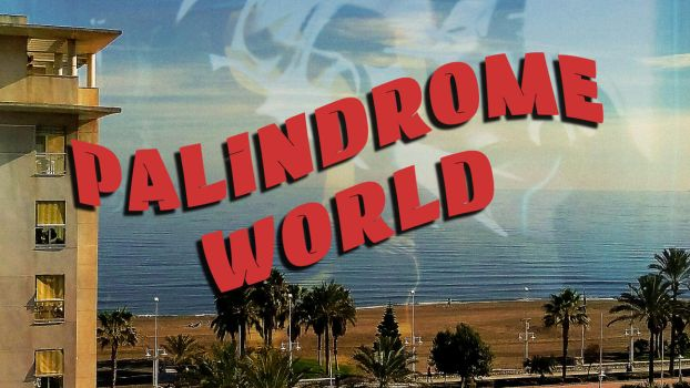 Palindrome World Cover Art by Invisible-NME