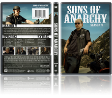 Sons of Anarchy S05 by nokdesigns