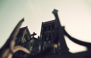 Its a church, not a cage by vic198x