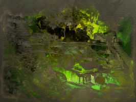 Tikal Temple 33 by JustinSchroeder