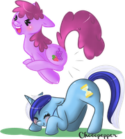 .:Leap Pony:. by Chocopepper