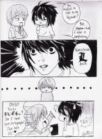 Death Note: Watashi wa Elvisu by PurpleGel