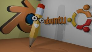 PENCIL 3D (LAPIZ 3D) by Ingmarov