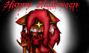 Happy Halloween by FireCats3