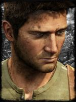 Nathan Drake - ColorSplash by SMC92