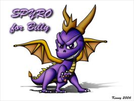 Spyro by Kenny21