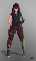 Character Concept by Valbe-the-girl