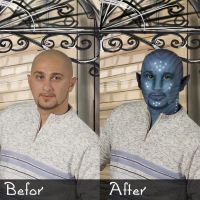 Me, The AVATAR by crazybito