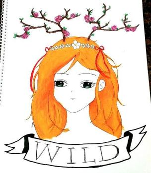 Wild Girl by Crystal-Lillies