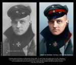 Red Baron 1917 - in color by MaxHitman