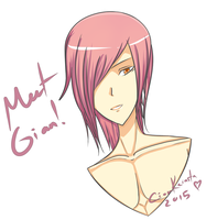 Meet Gian! by CionKeiasta