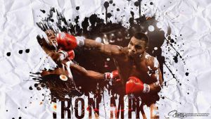 Iron Mike l Wallpaper by PeJuRaDesign